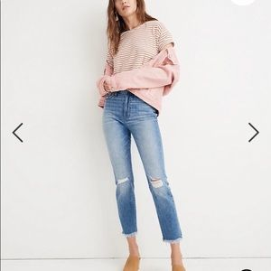 Madewell Perfect Vintage Jean in Comfort Stretch